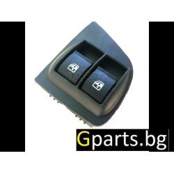 Fiat Doblo II Панел бутони за ел. стъкла OEM: 735417033